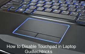 how-to-disable-touchpad-in-laptop