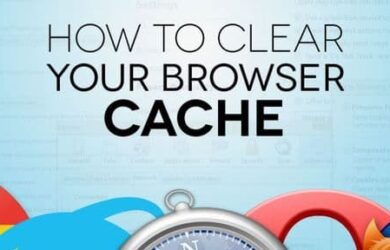 Clear the Browser Cache in Google Chrome