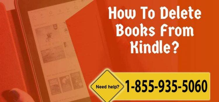 How to Delete Books from Kindle