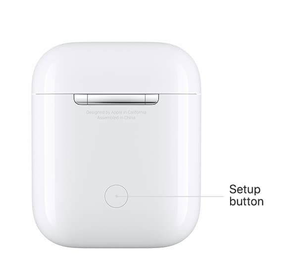 airpod case not charging but airpods are