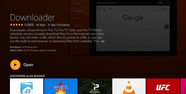 how to download morpheus tv on amazon fire stick