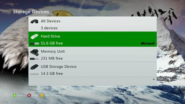 how to factory reset xbox 360 without controller