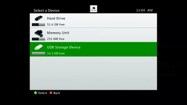 how to factory reset xbox 360 without hard drive