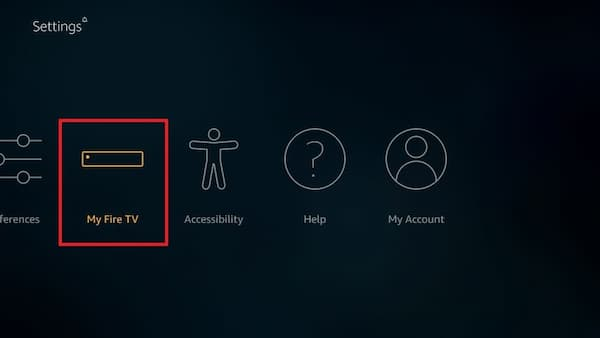 how to sleep the firestick from settings without remote