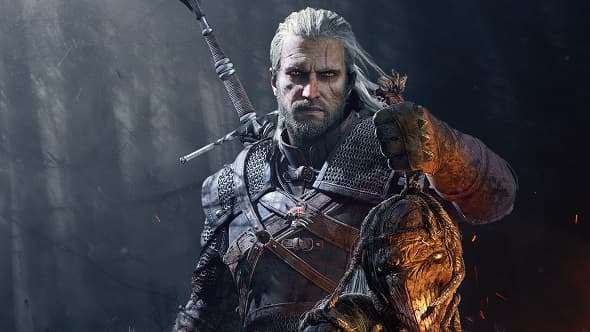 the witcher 4 trailer